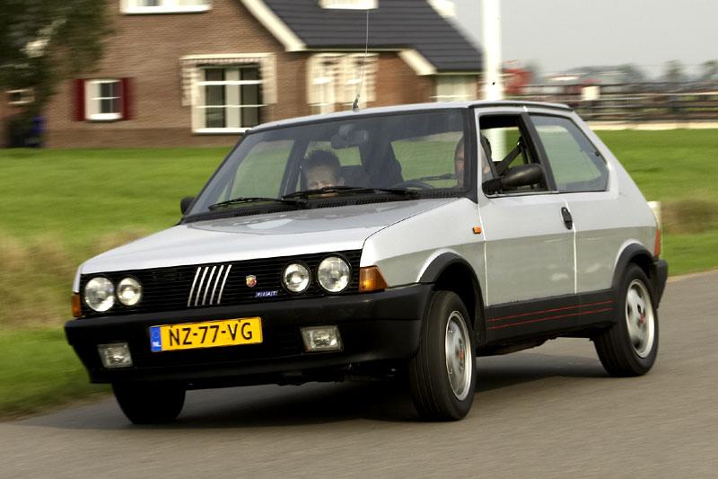 Fiat Ritmo Abarth 130 TC 1985