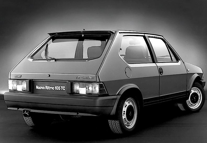 Fiat Ritmo 105 TC 1983–1985