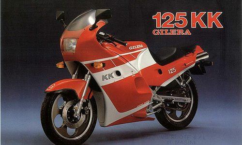GILERA KK 125 – (1986/1987)