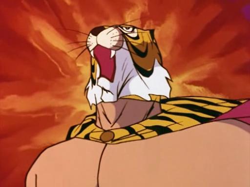 Uomo tigre anime e cartoni curiosando anni