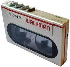 WALKMAN Sony – (1979/2010)