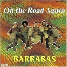 WILD SAFARI / ON THE ROAD AGAIN / JERONIMO – Barrabas – (1972/1981)