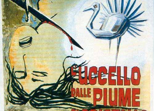 L'UCCELLO DALLE PIUME DI CRISTALLO (1970) – Primo film di DARIO ARGENTO – (1970)