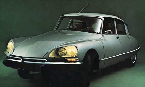 Storia dell'auto: CITROEN DS – (1955/1975)