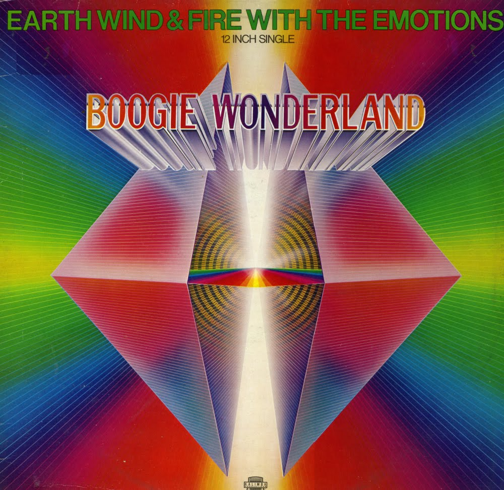 boogie wonderland copertina