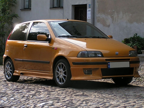 Fiat Punto Gt Prima serie