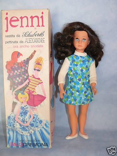 bambole italocremona Jenni