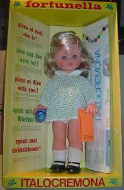 Bambole Italocremona Fortunella