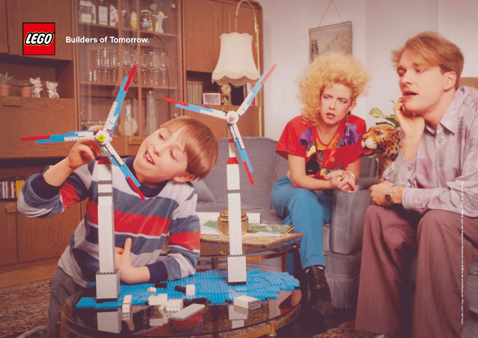 lego eighies anni 80 pubblicità storia