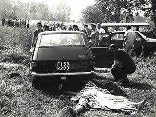 Primo DUPLICE OMICIDIO MOSTRO di FIRENZE – (15/09/1974)