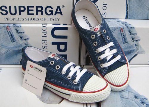 SUPERGA – Le scarpe da tennis della nostra epoca