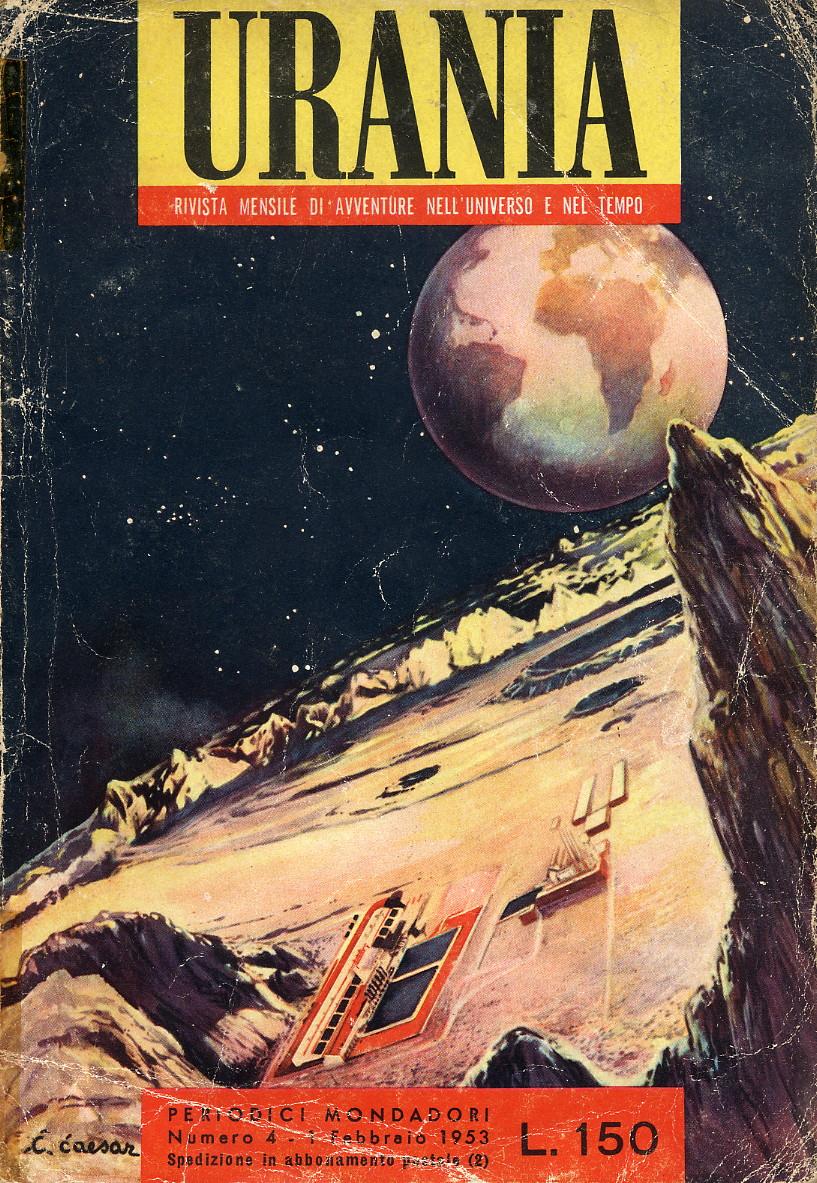 urania copertina numero 4