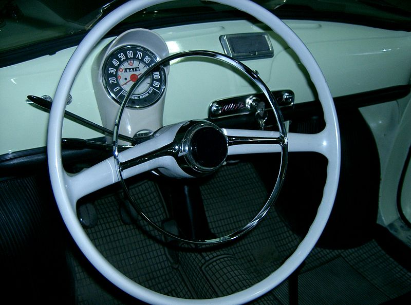 FIAT 500 D CLACSON