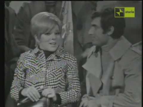 Ieri e Oggi puntata con Delia Scala