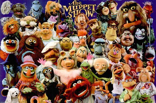 muppet show cast personaggi