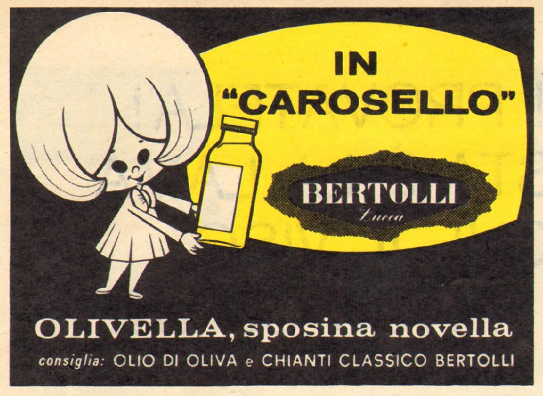 bertolli carosello olivella