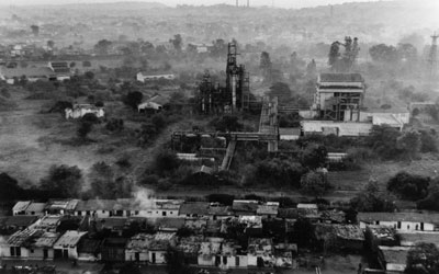 india disastro Bhopal