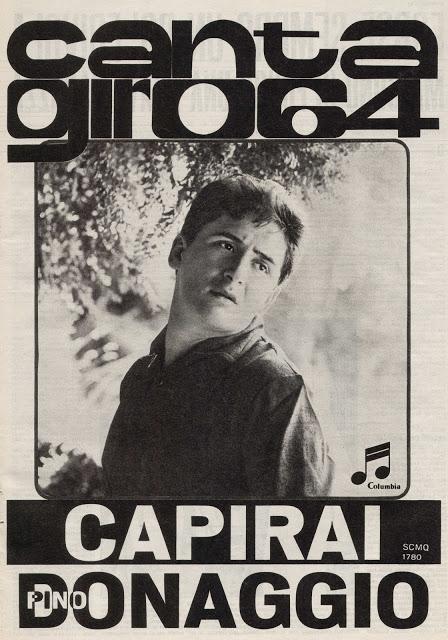 cantagiro pino donaggio 1964