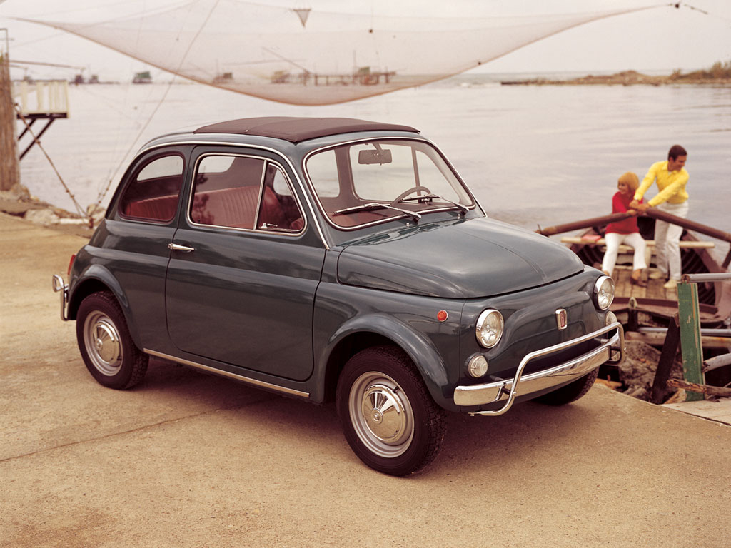 fiat 500 come era come curiosando anni 90. Black Bedroom Furniture Sets. Home Design Ideas
