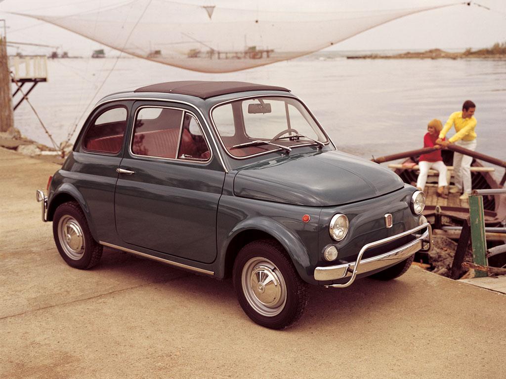 FIAT 500 L ANNI 60