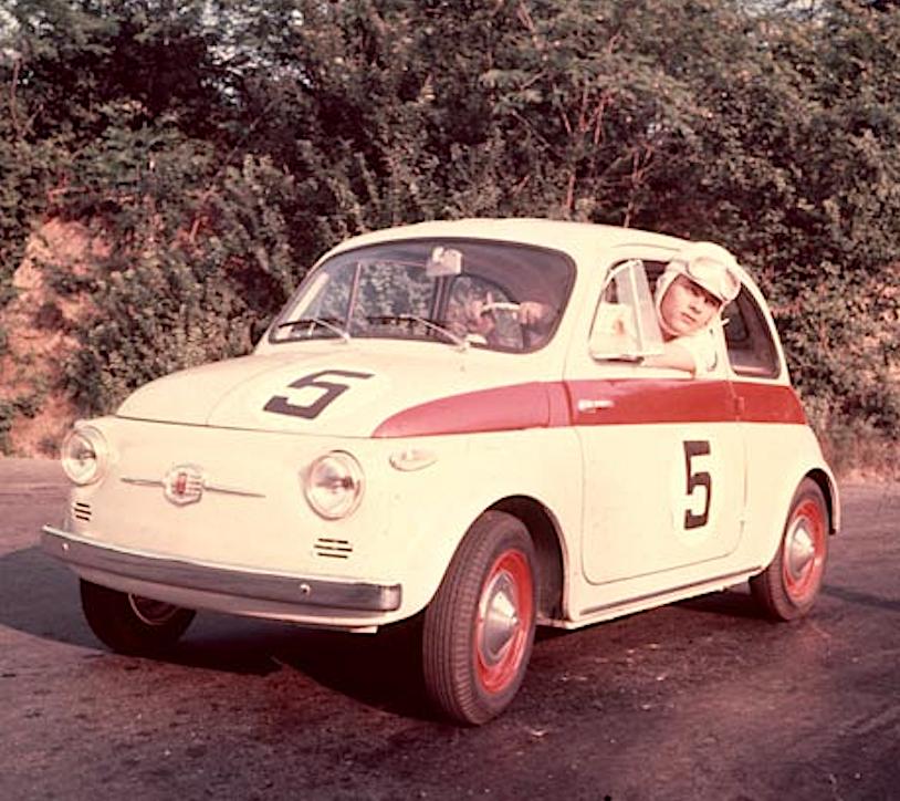 fiat 500 sport 1958