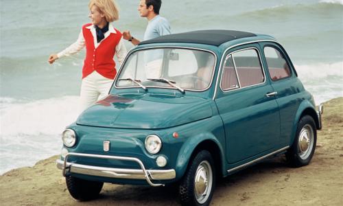 FIAT 500 – Sessanta anni ma non li dimostra – Ecco la sua storia …