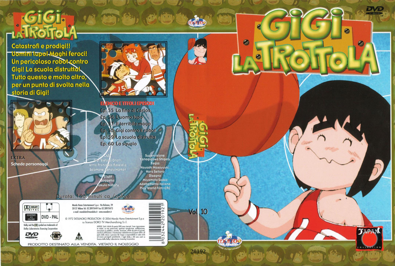 Gigi la trottola 1983 anime cartoni passato anni 80