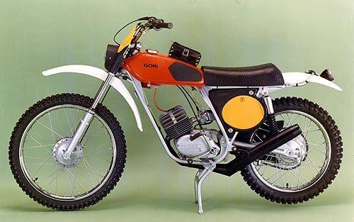 Moto GORI 50/125/250 – (1968/1983)