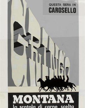 CARNE MONTANA – Carosello con Gringo – (1966/1979)