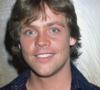 MARK RICHARD HAMILL – (Luke Skywalker – Guerre Stellari)