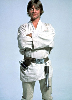 guerre stellari luke skywalker