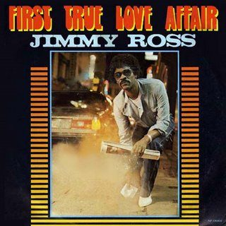 FIRST TRUE LOVE AFFAIR – Jimmy Ross/Larry Levan – (1982)