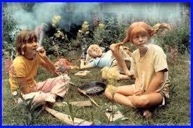 Pippi calzelunghe u2013 serie tv u2013 1970 prima volta
