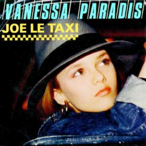 vanessa paradis joe le taxi 45 giri copertina