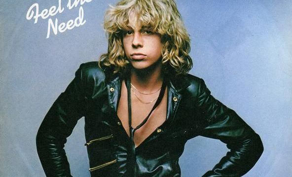 FEEL THE NEED – Leif Garrett – (1979)