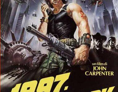 1997 FUGA DA NEW YORK – John Carpenter – (1981)