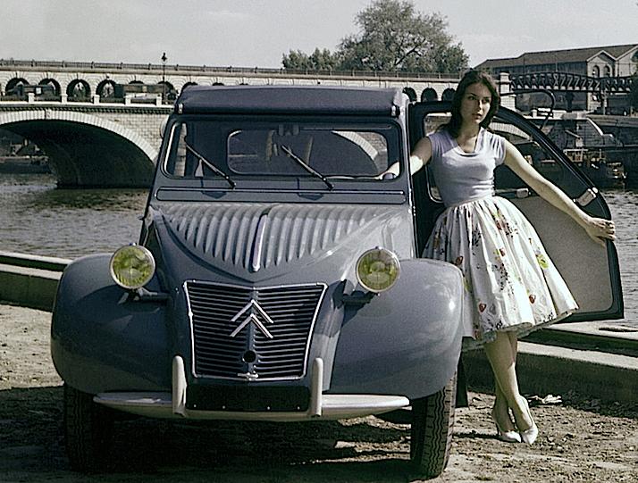 Citroën 2CV 1949–1961