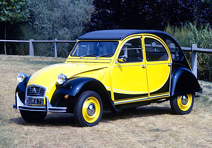 Citroën 2CV6 Charleston 1981–1990