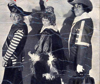 GIOVANNA LA NONNA DEL CORSARO NERO – (1961/1966)