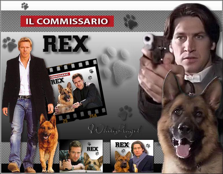 il Commissario Rex serie tv