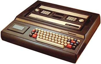 Intellivision con tastiera