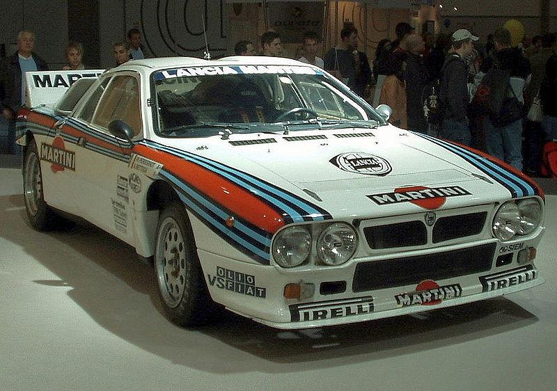 Lancia 037 di Attilio Bettega