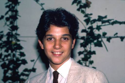 Ralph Macchio karate kid giovane