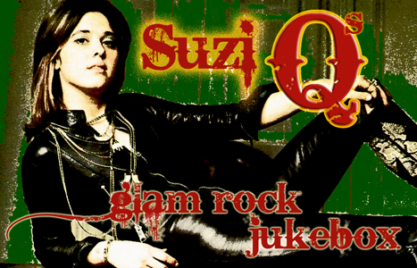 Suzi Quatro rock
