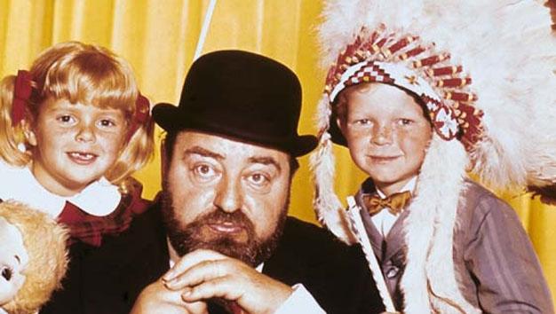 tre nipoti e un maggiordomo serie tv