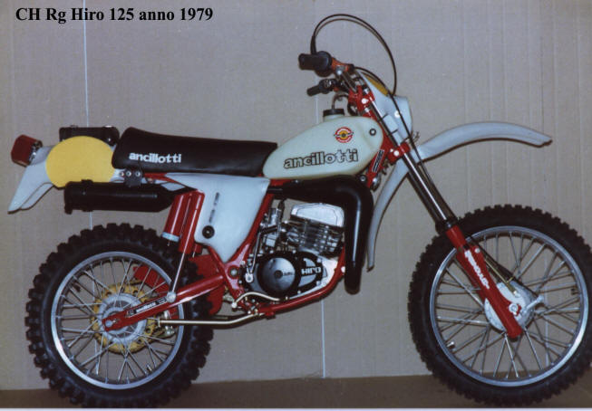 Ancillotti CH RG HIRO del 1979