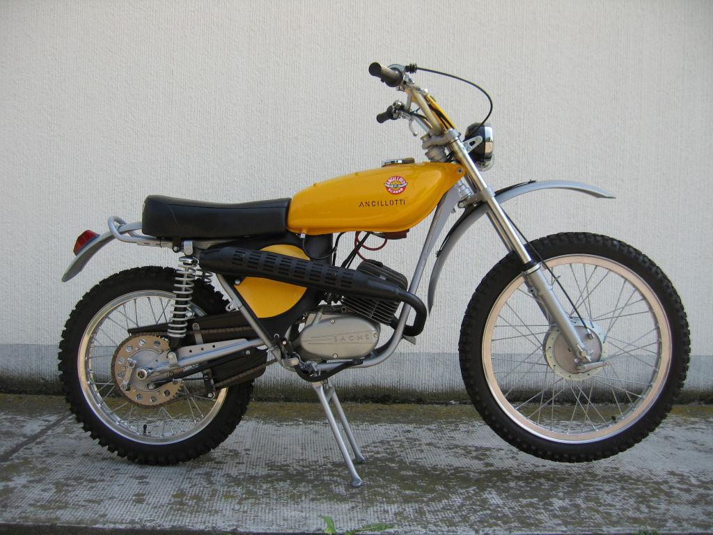 ancillotti scarab 50 1972