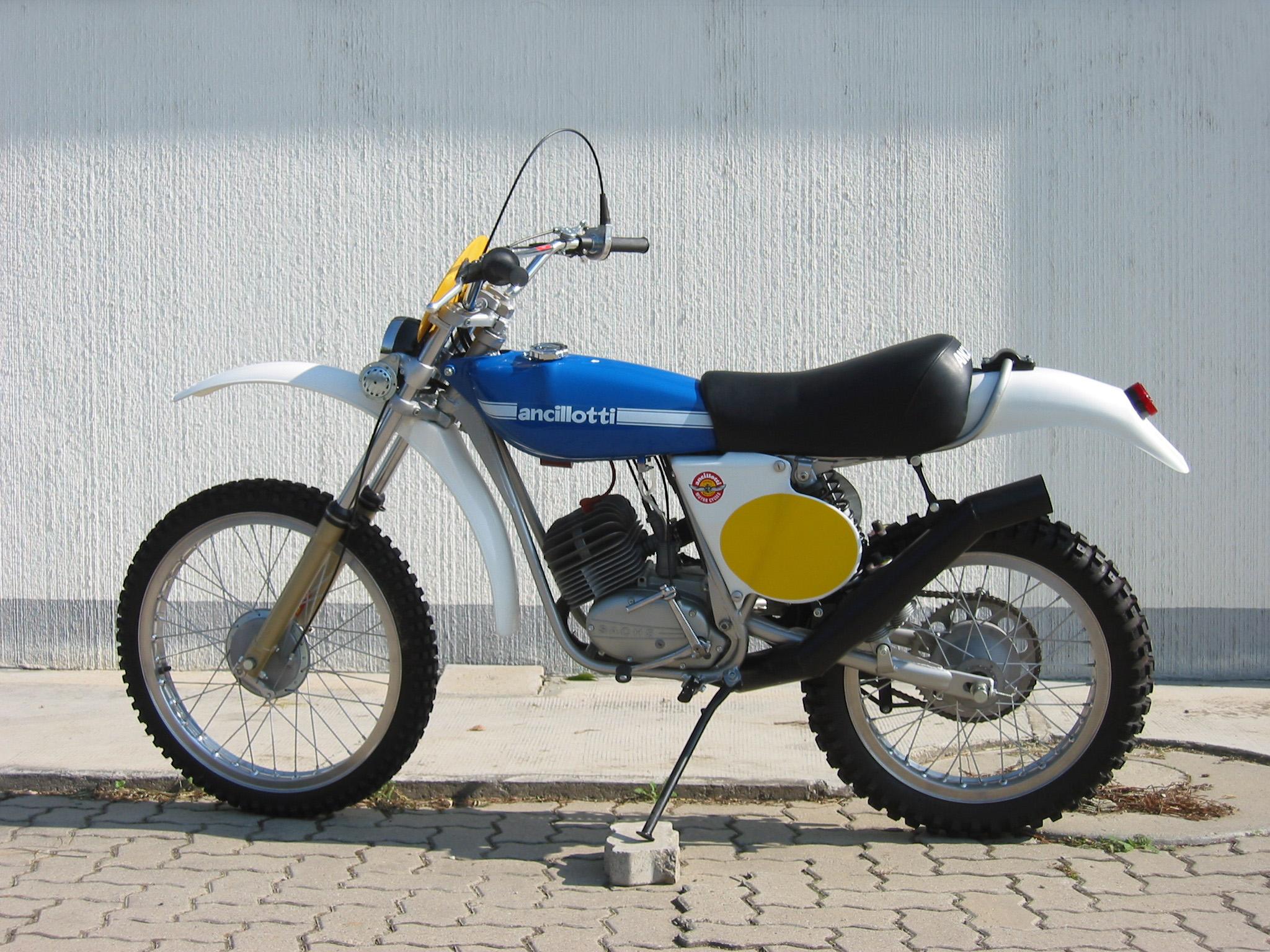 ancillotti scarab 50 1975