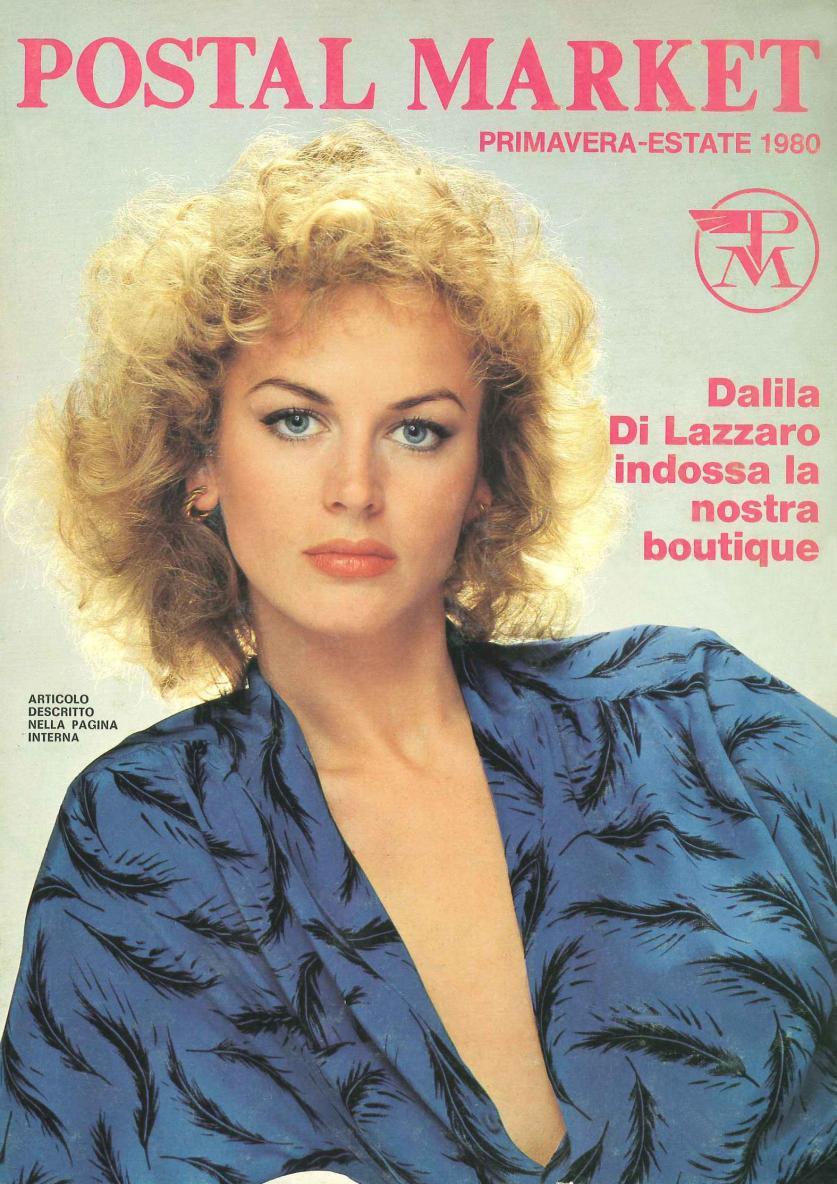 Vestro PostalMarket catalogo 1980 dalida di lazzaro