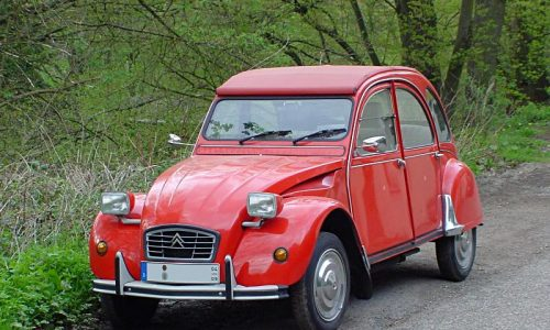 Storia dell'auto: CITROEN 2CV – (1948/1990)
